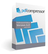 Cvision PdfCompressor - Professional Edition (25k Pages per Month License) + OCR
