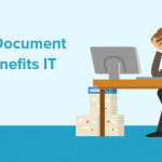 How Paperless Document Management Benefits IT Administrators